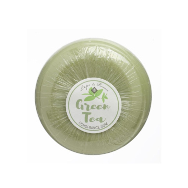 Green Tee Round Soap