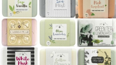 French Soaps Ooh La La