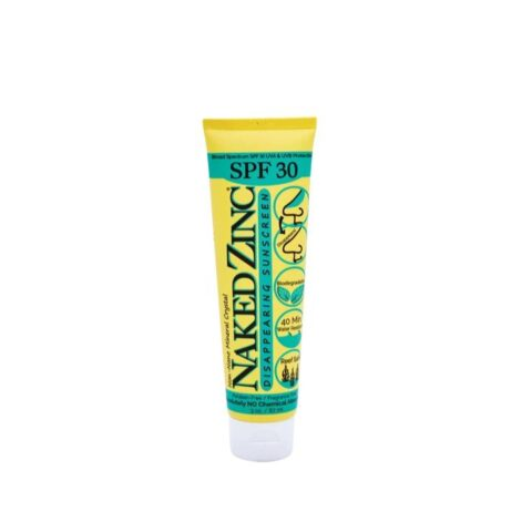 The Naked Bee Zinc SPF 30 Sunscreen