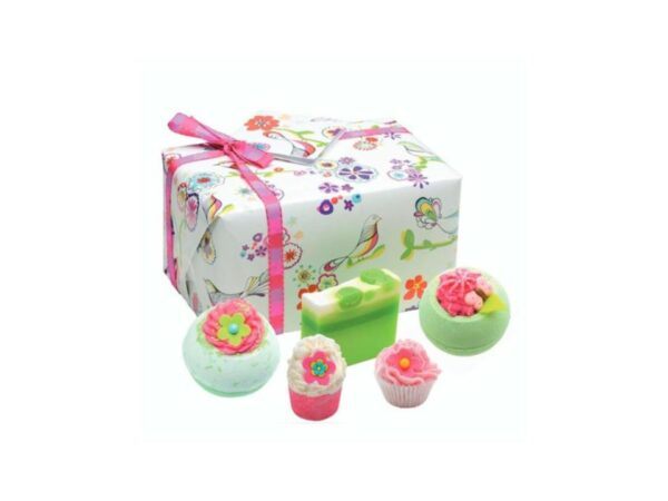 Three Little Birds Gift Wrap