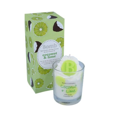 Coconut + Lime Candle